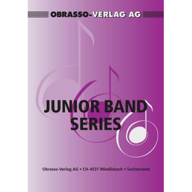 First Sounds For Junior Band, Volume 2