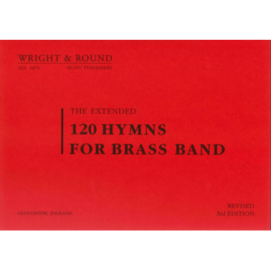 120 Hymns for 2nd Bb Cornet